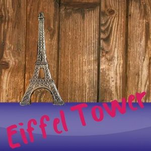 Accents - **Eiffel Tower**